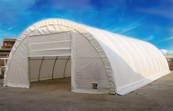 เต็นท์ ผ้าใบ - เต็นท์ warehouse - เต็นท์โกดังเก็บสินค้า (14)