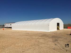 เต็นท์โกดัง เต็นเก็บสินค้า เต็นท์ Warehouse tent เต็นท์ขนาดใหญ่ 2
